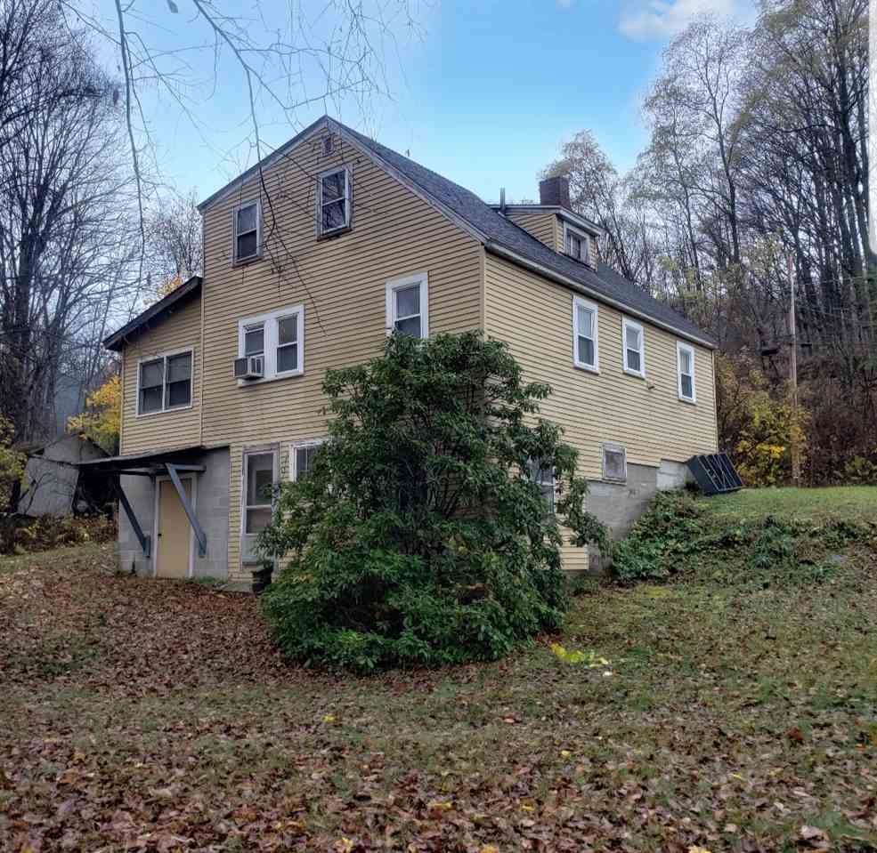 Springfield VT Home for sale $List Price is $67,000
