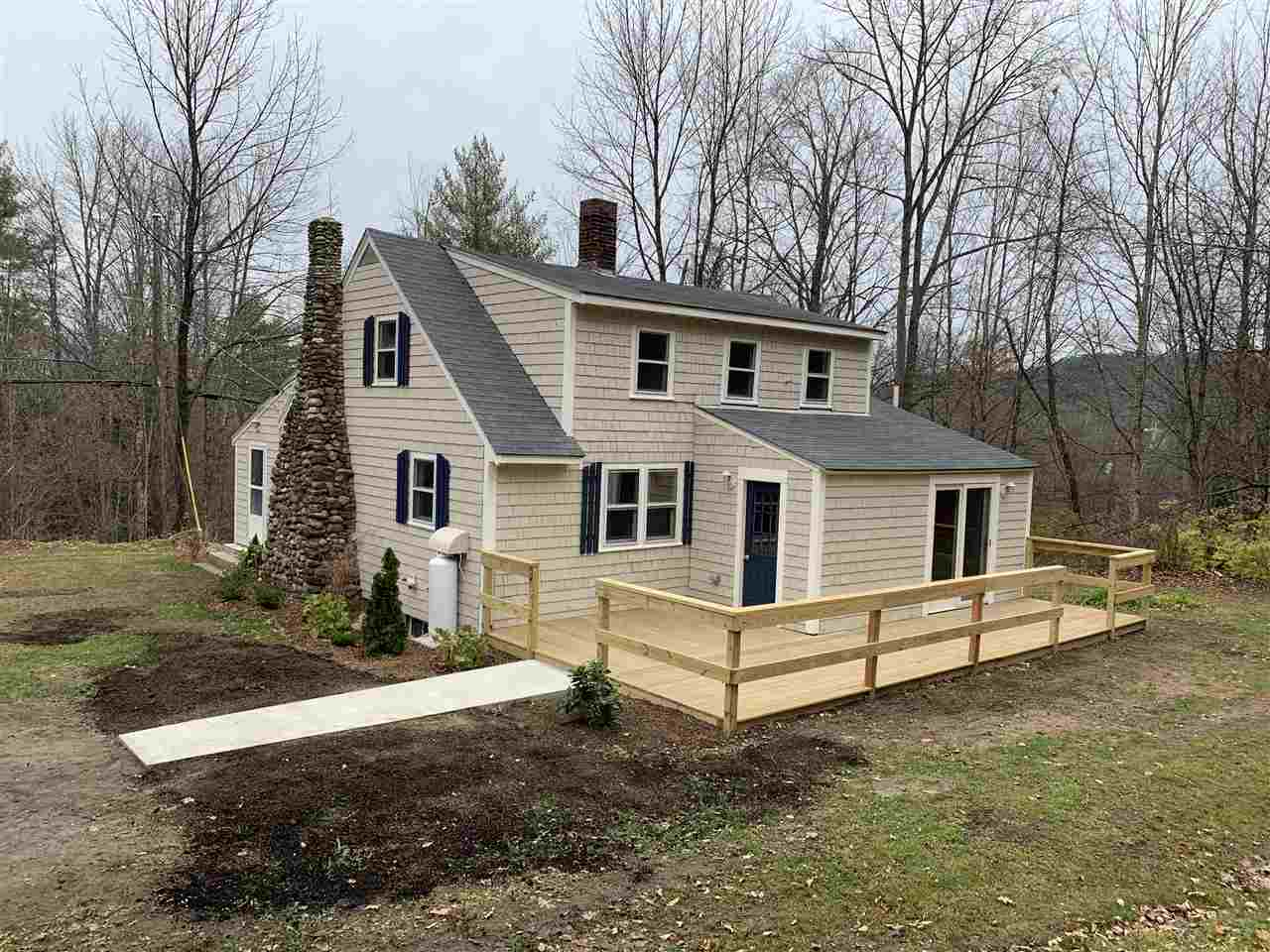 MLS 4784557: 626 Old Bristol Road, New Hampton NH