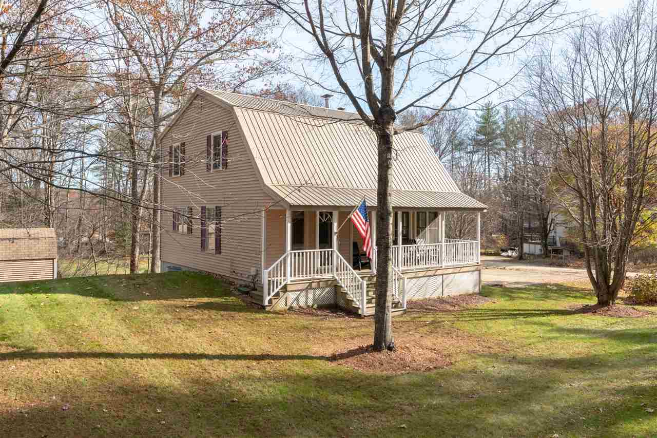 BARNSTEAD NH  Home for sale $229,000