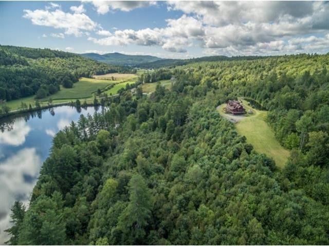 West Fairlee VT Horse Farm | Property  on Beebe Pond