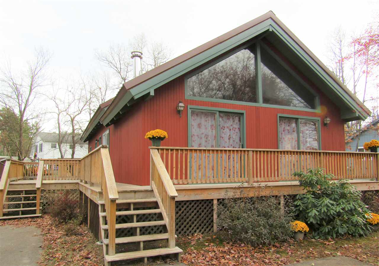 VILLAGE OF WINNISQUAM IN TOWN OF BELMONT NH Home for sale $233,900