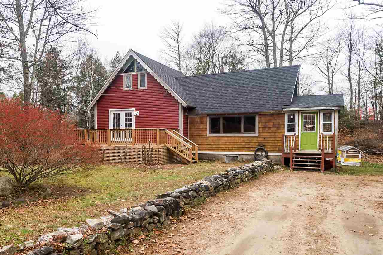 Wakefield NH Home for sale $$149,900 $135 per sq.ft.