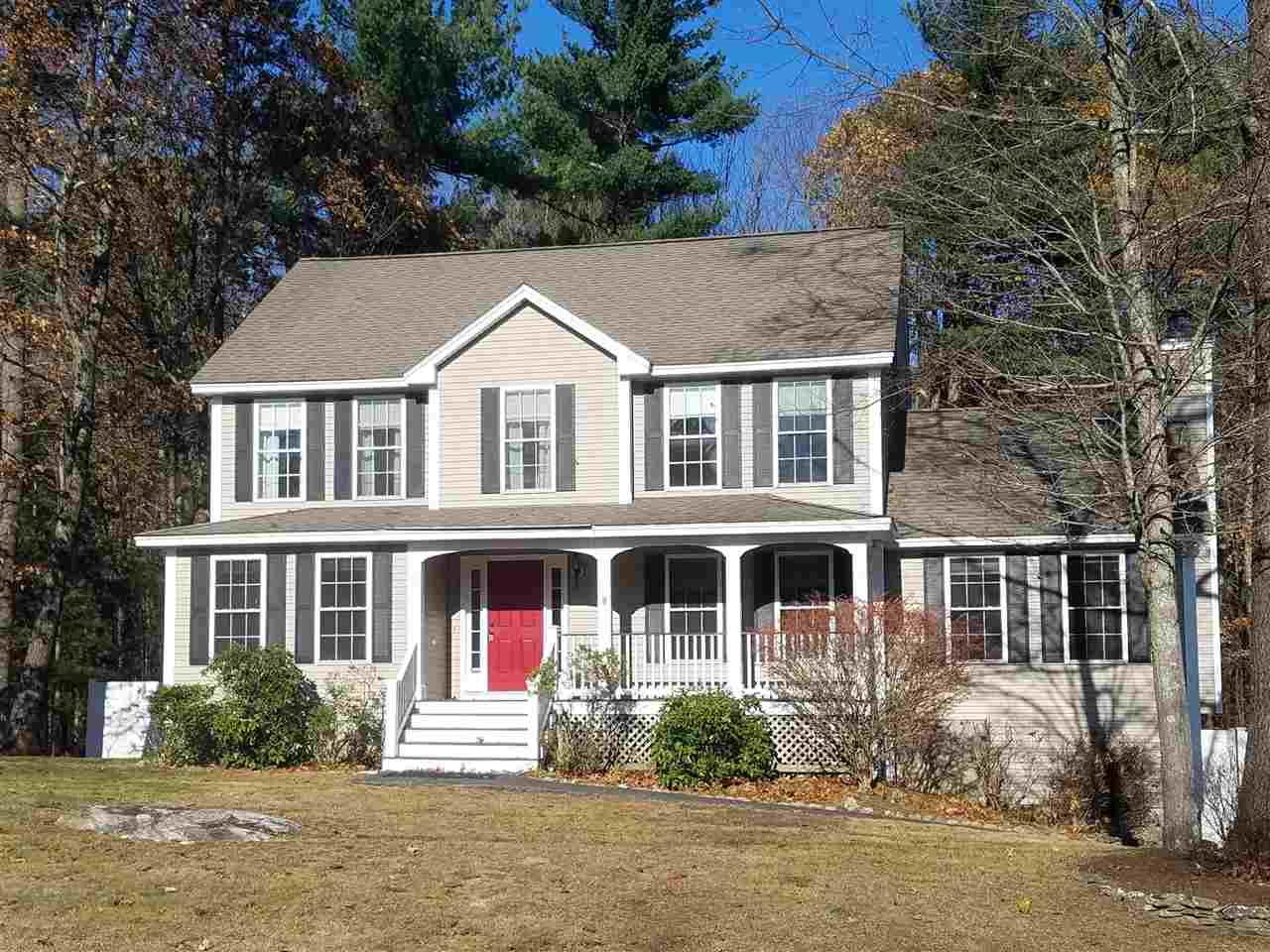 MLS 4785370: 55 Woodhawk Drive, Milford NH