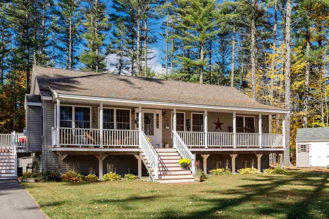 WAKEFIELD NH Home for sale $325,000