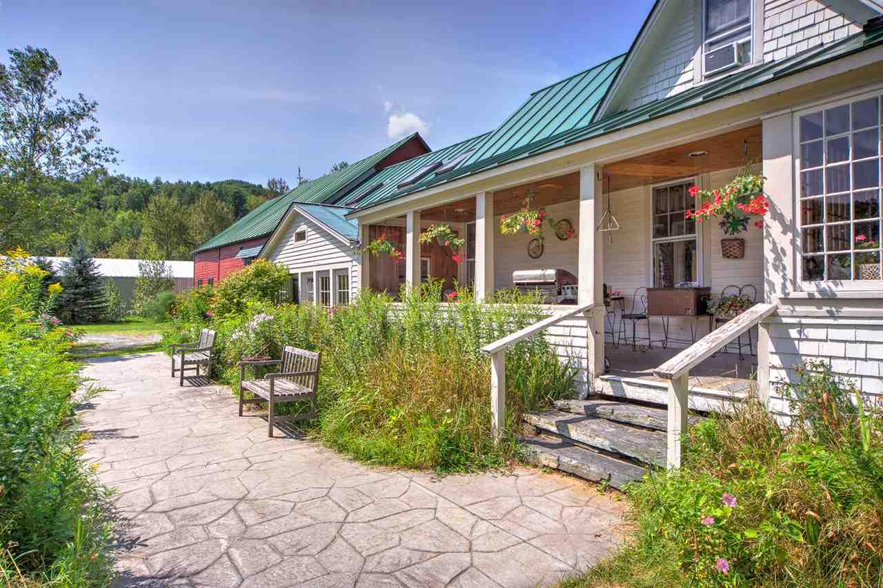 Pomfret VTHorse Farm | Property  on Mill Brook