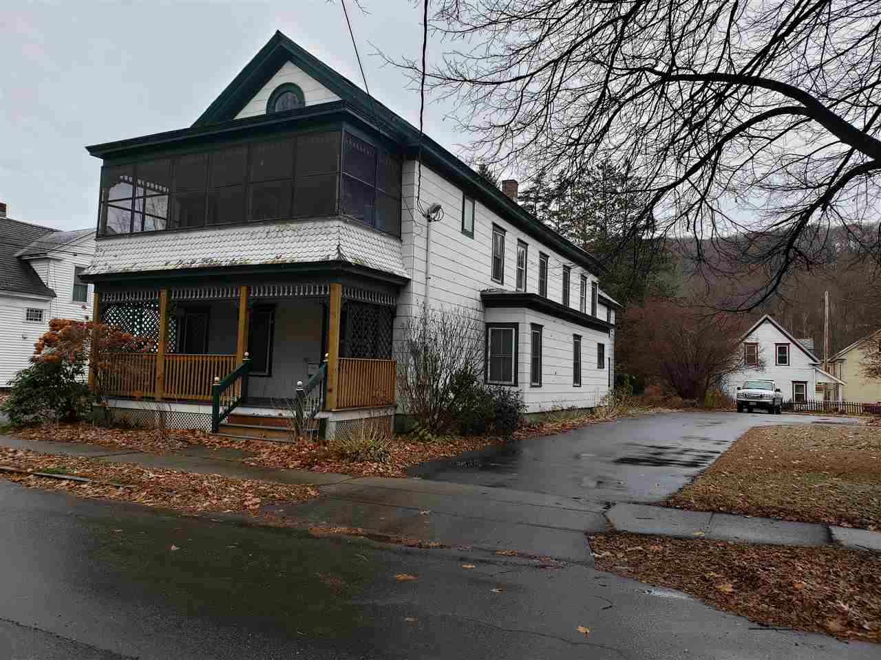 VILLAGE OF BELLOWS FALLS IN TOWN OF ROCKINGHAM VTMulti Family for sale $$135,000   $33 per sq.ft.