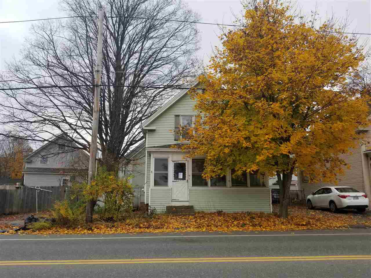Claremont NH 03743Home for sale $List Price is $44,900