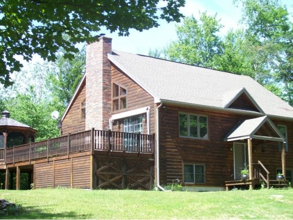 Lincoln VT Horse Farm | Property