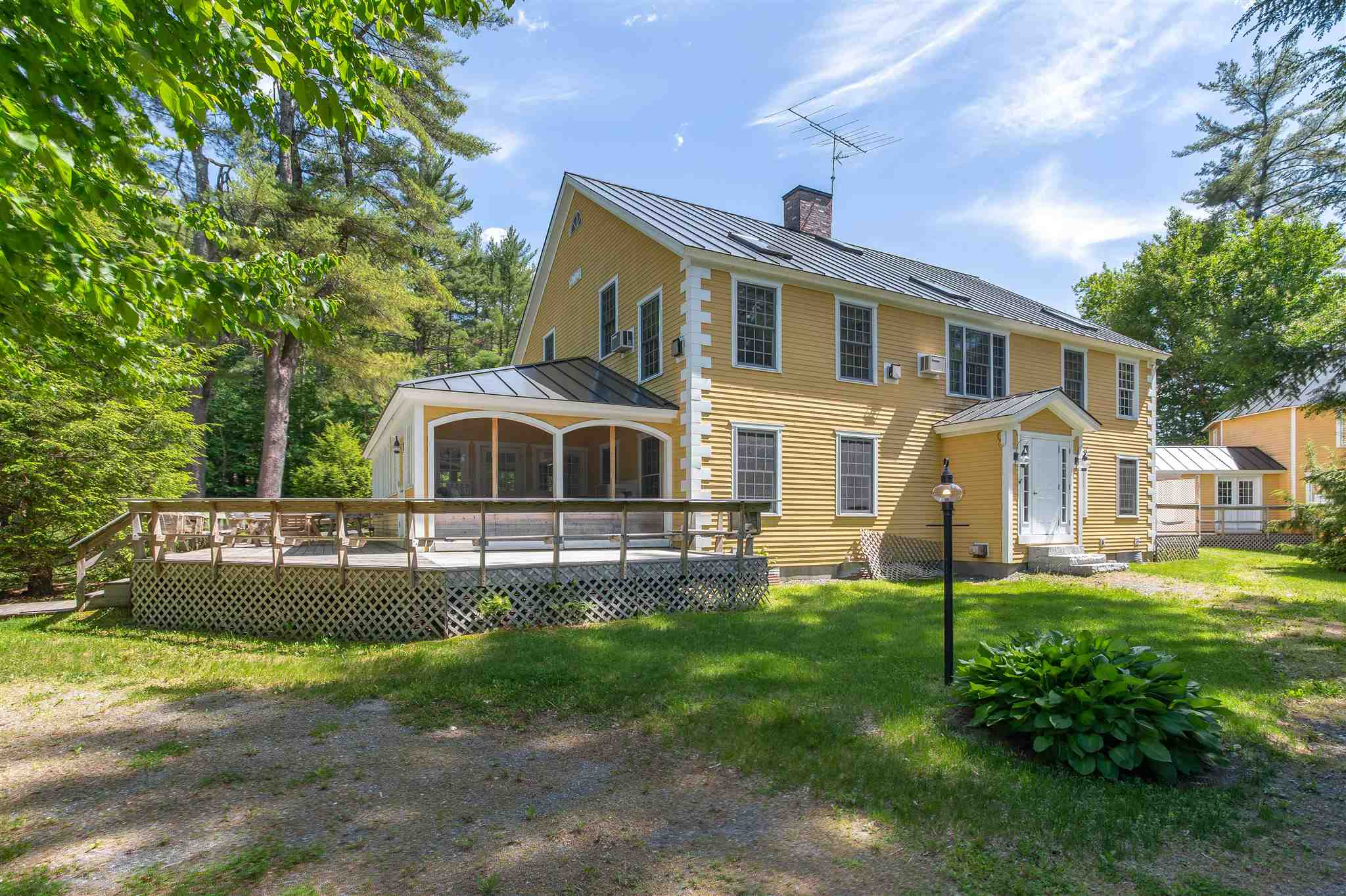 LYME NH Lake House for sale $$1,395,000 | $178 per sq.ft.