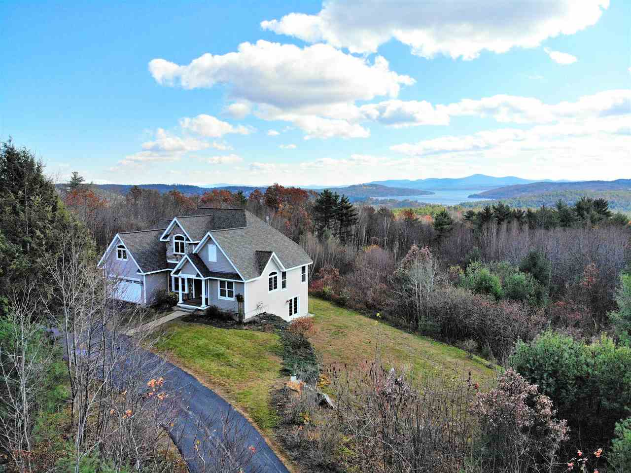 CENTER HARBOR NH  Home for sale $615,000