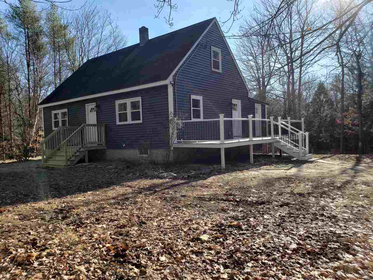 VILLAGE OF CENTER BARNSTEAD IN TOWN OF BARNSTEAD NH Home for sale $249,900