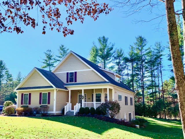 MLS 4786467: 1 Chandler Lane, Amherst NH