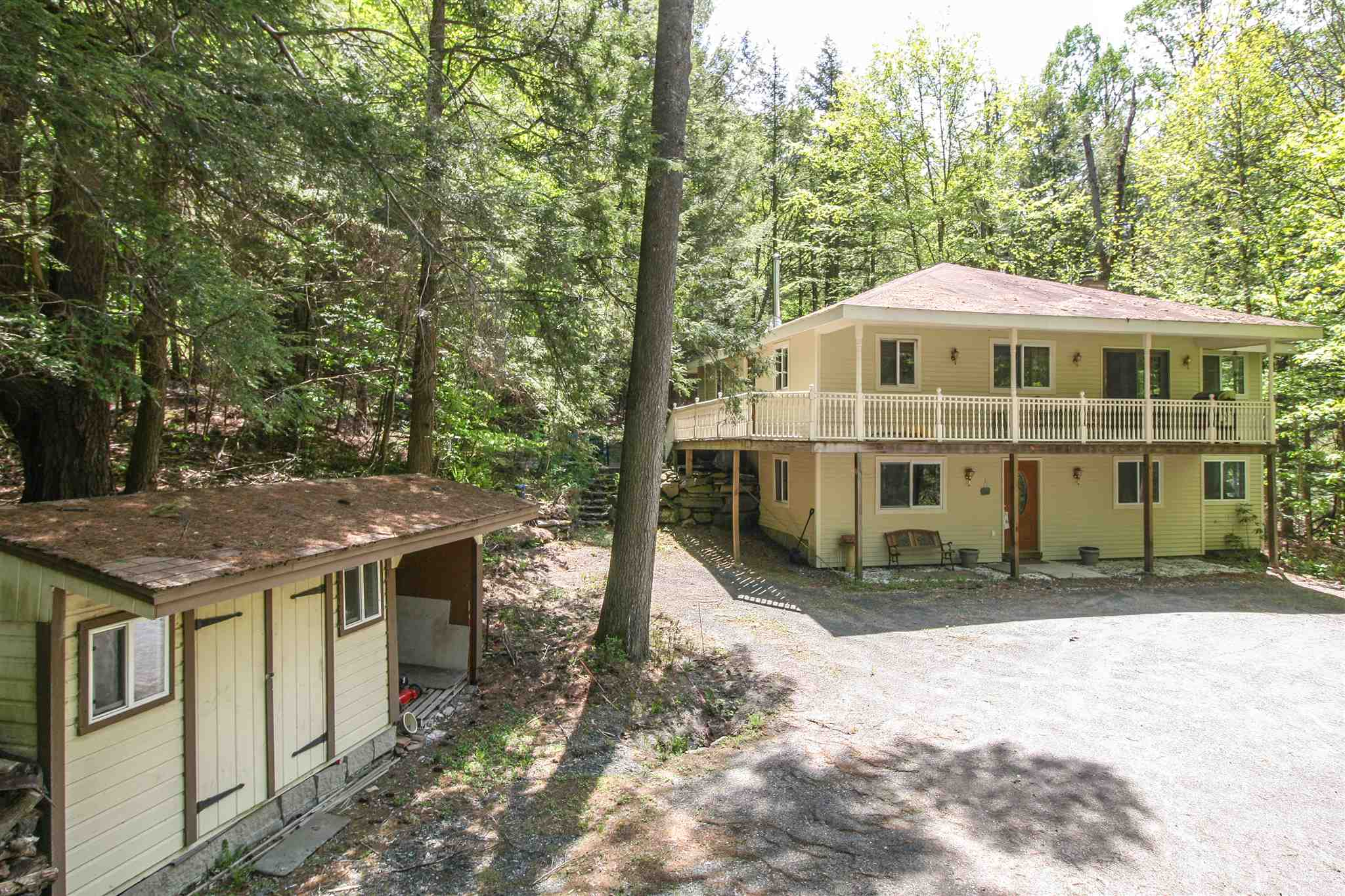 Village of Quechee in Town of Hartford VTHome for sale $List Price is $258,000