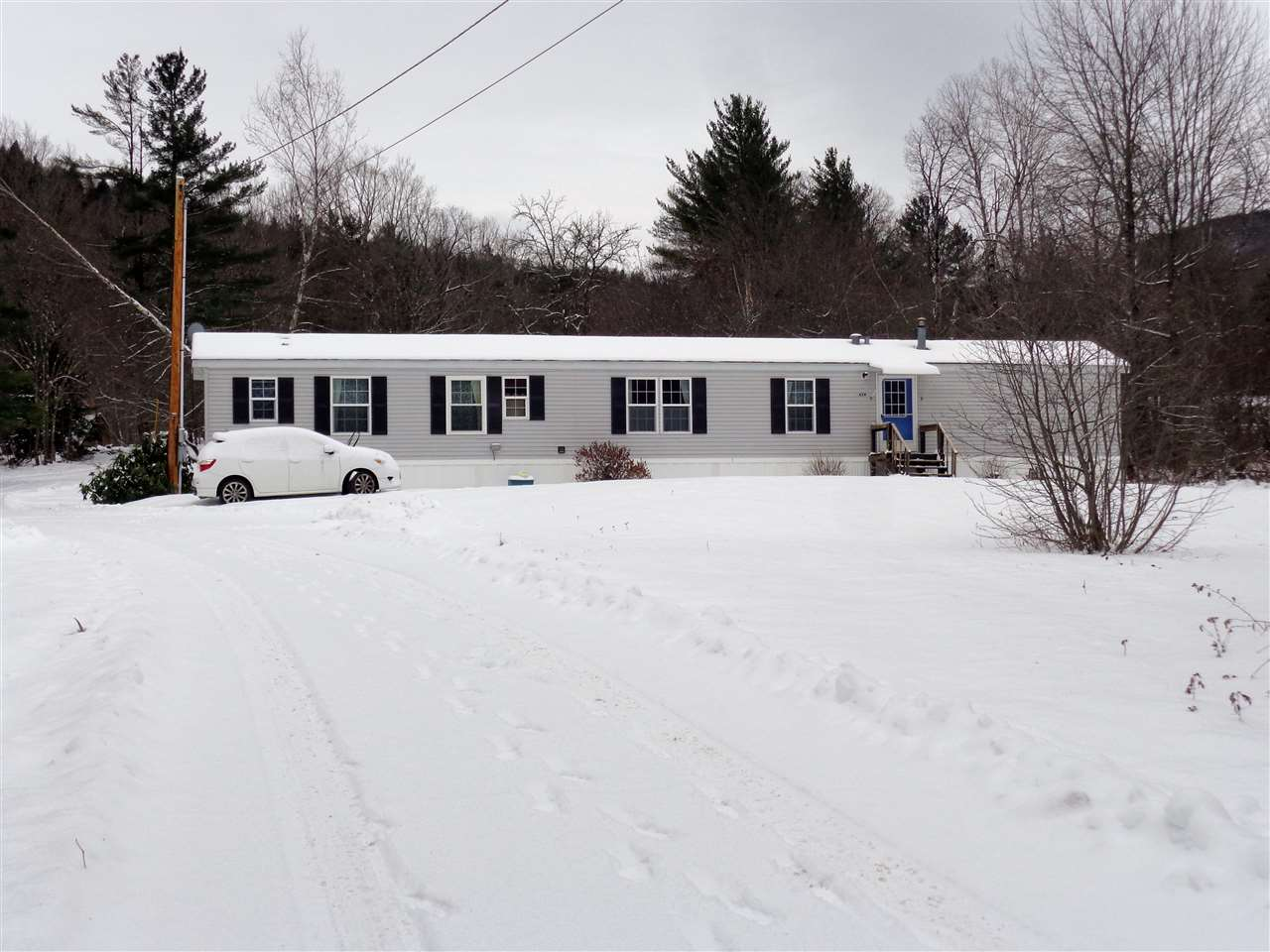 GROTON NH Mobile-Manufacured Home for sale $$99,900 | $94 per sq.ft.