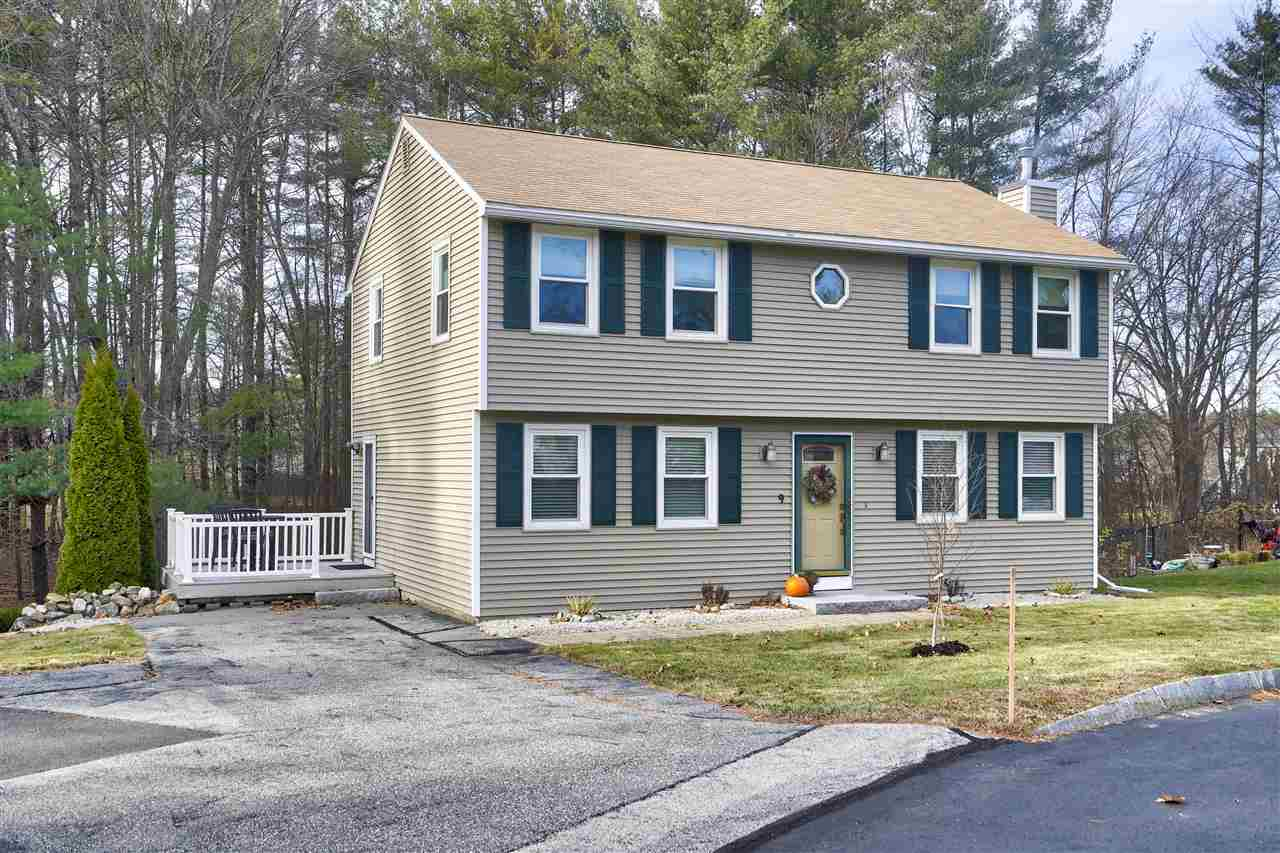 MLS 4787111: 9 Karnoustie Way-Unit 44, Nashua NH