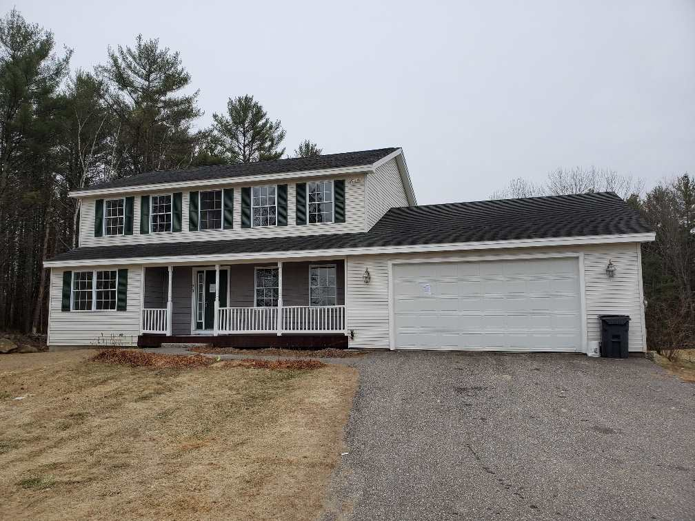 BELMONT NH Home for sale $284,900