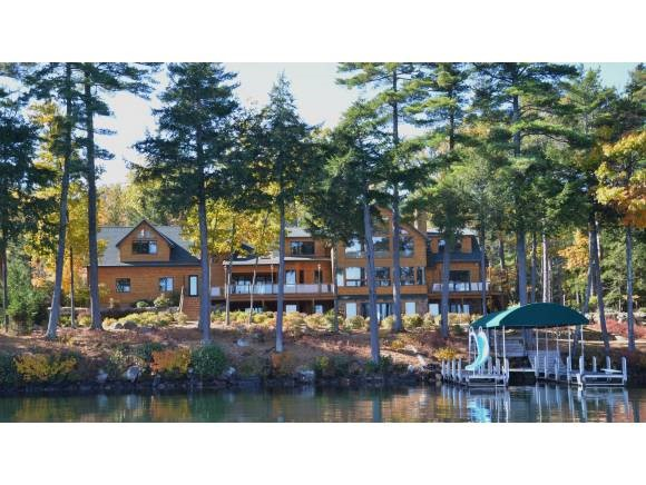 VILLAGE OF MEREDITH NECK IN TOWN OF MEREDITH NH  Home for sale $2,895,000
