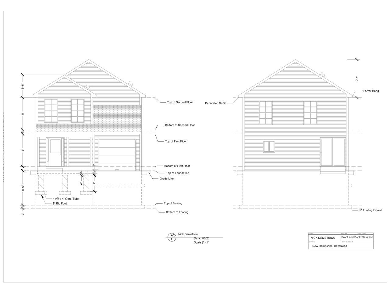 Photo of Map 22-Lot 21 Hemlock Road Barnstead NH 03218