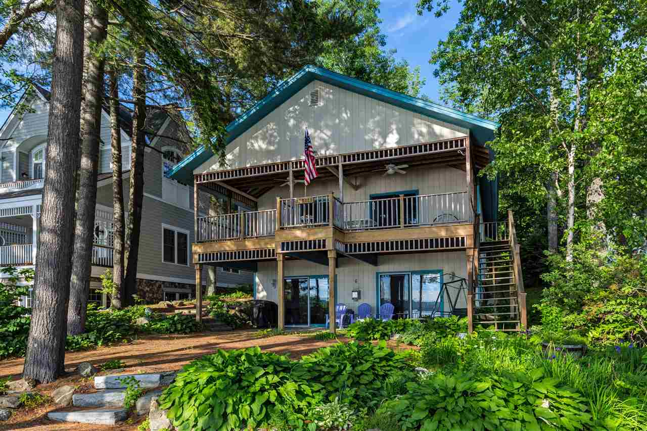 NEWBURY NH Lake House for sale $$869,000 | $724 per sq.ft.