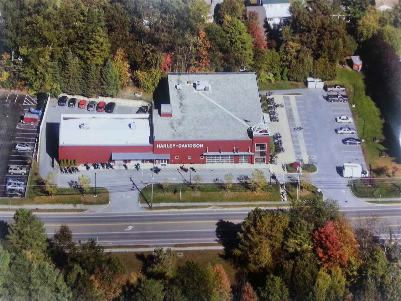 Excellent investment opportunity. Available for sale or lease (available for lease June 1). High visibility location with 325 feet road frontage on busy Route 15. Well maintained structure and grounds. Open floor plan to accommodate numerous options.