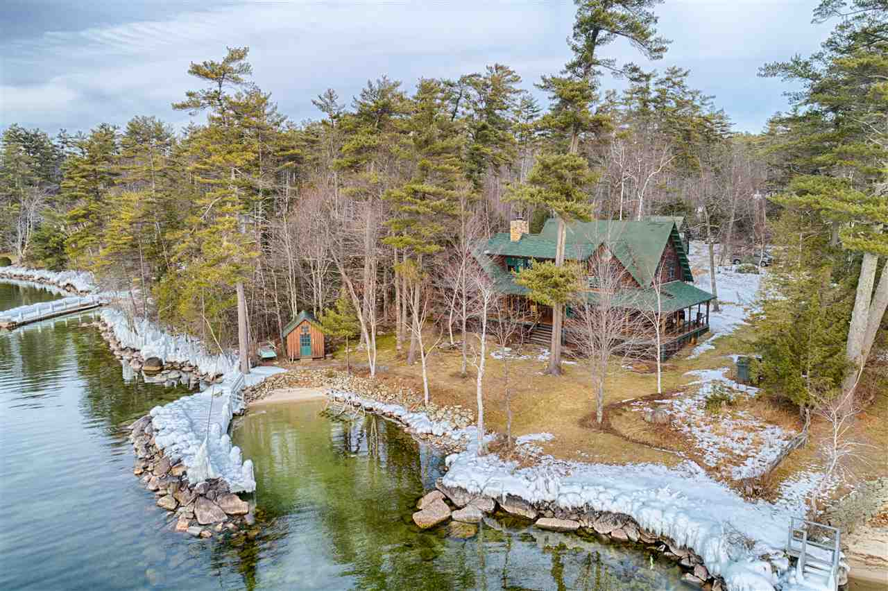 TUFTONBORO NH  Home for sale $2,795,000