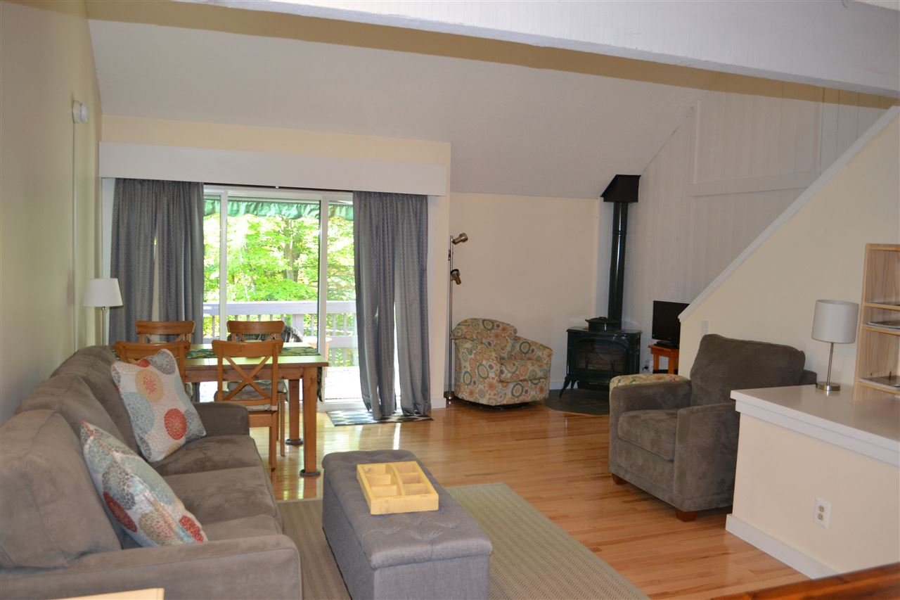 Village of Quechee in Town of Hartford VT  05059 Condo for sale $List Price is $109,500