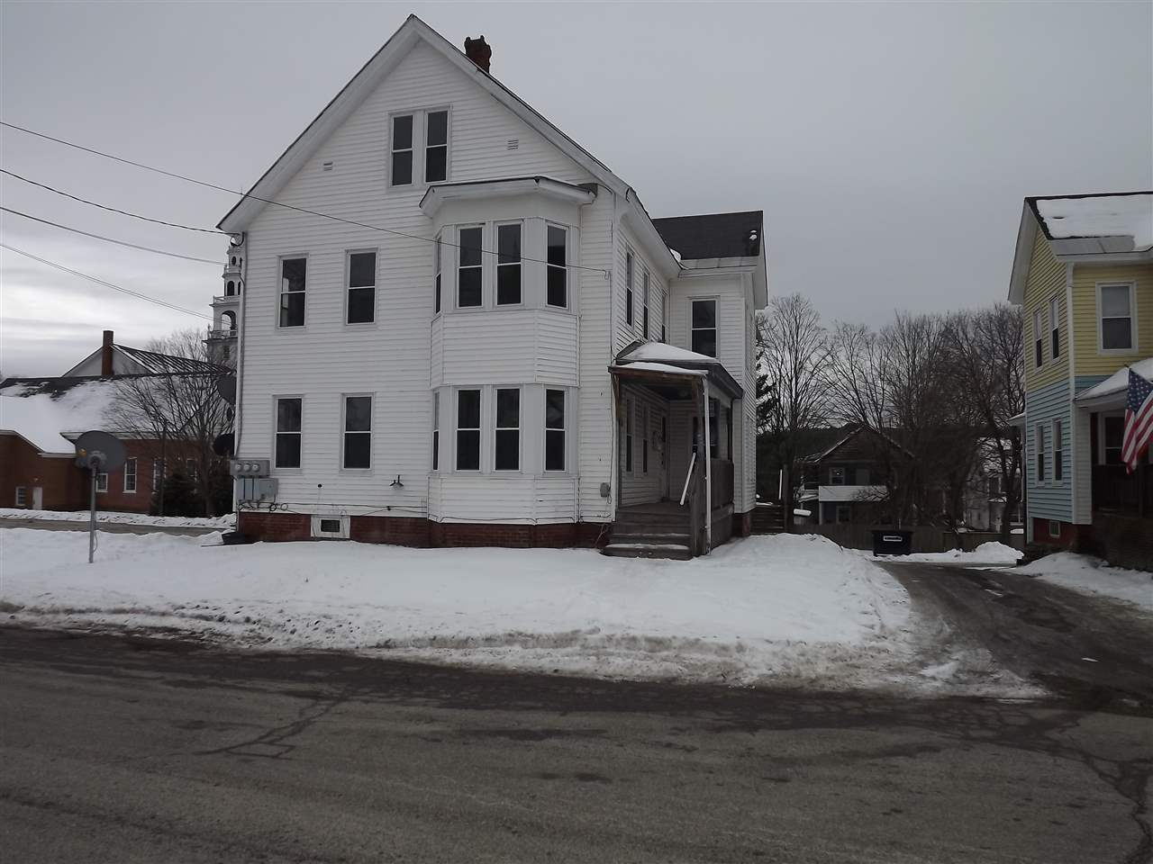 Newport NH 03773 Multi Family for sale $List Price is $139,900