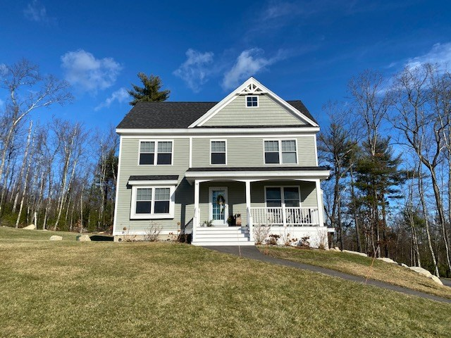 MLS 4789999: 42 Rolling Ridge Lane, Pelham NH