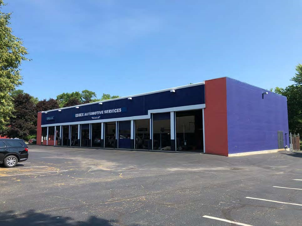 Excellent Investment Opportunity! Fully leased by long term tenant. High visibility location on busy Route 15. Well maintained structure and grounds with ample on-site parking.