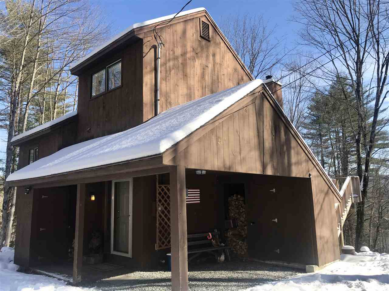 Village of Quechee in Town of Hartford VT  05059Home for sale $List Price is $185,000