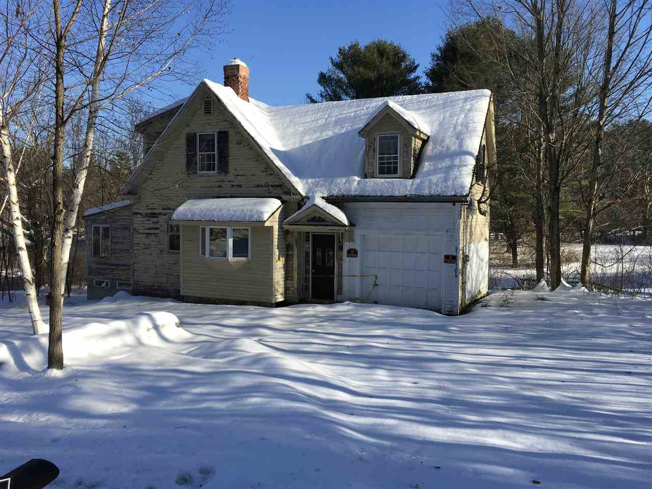 EFFINGHAM NH  Home for sale $69,000