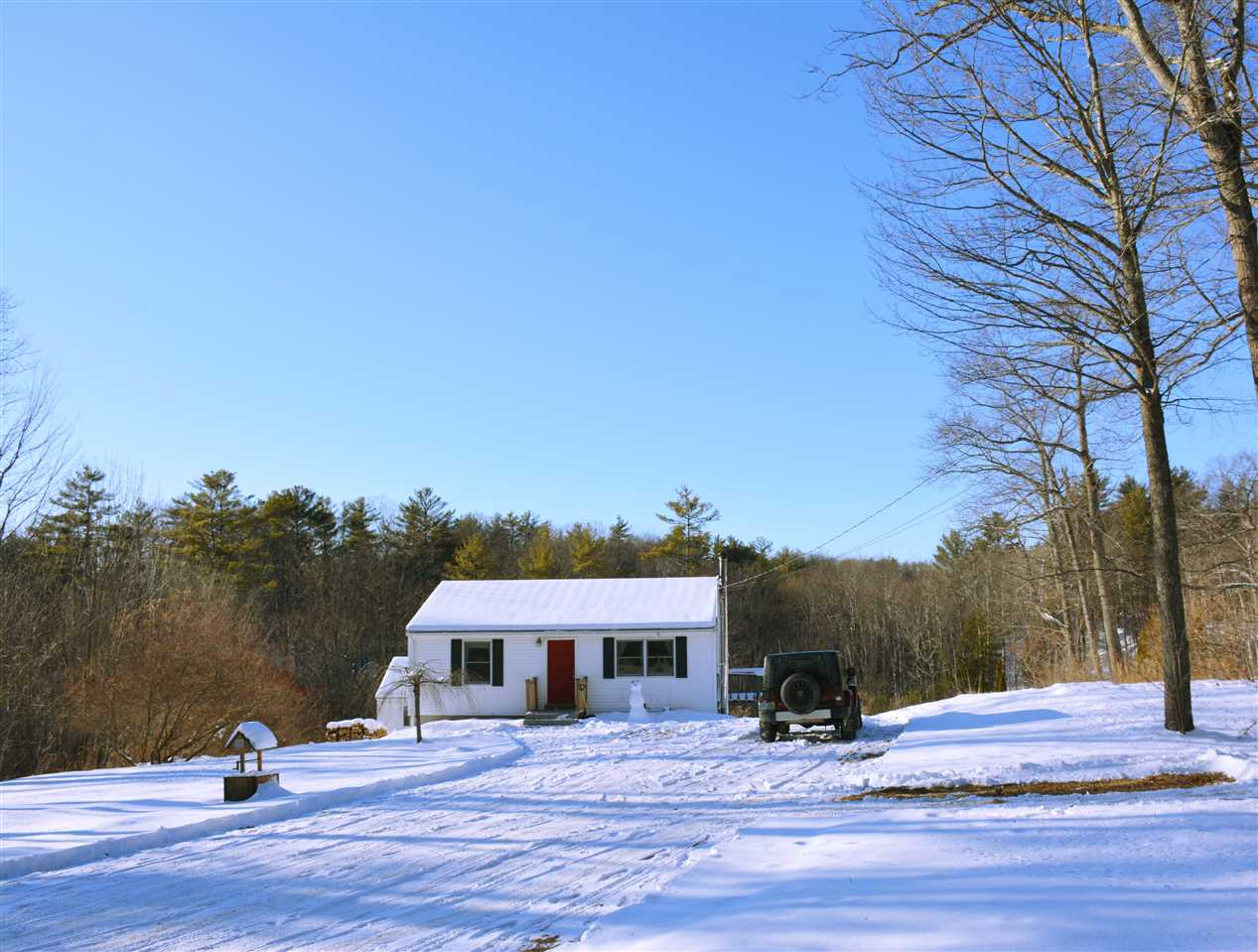 BELMONT NH Home for sale $151,500