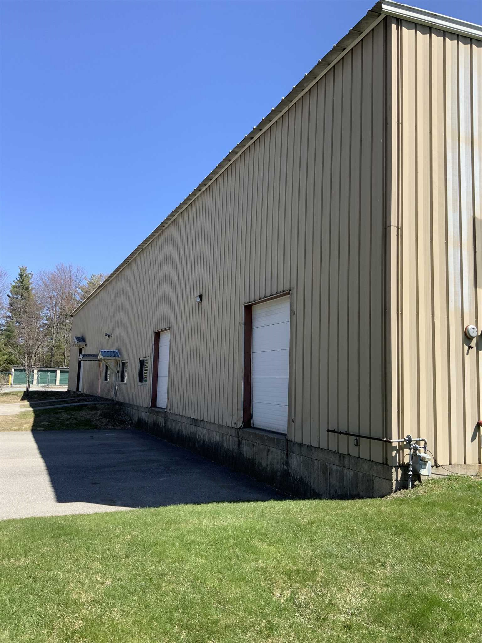 Nicely located 12,200 sf +/- Industrial building with excellent Shunpike Road exposure, close to I89!  Composed of high bay warehouse space and office space with break room.  Subdividing is possible. Price is $7.50/ft