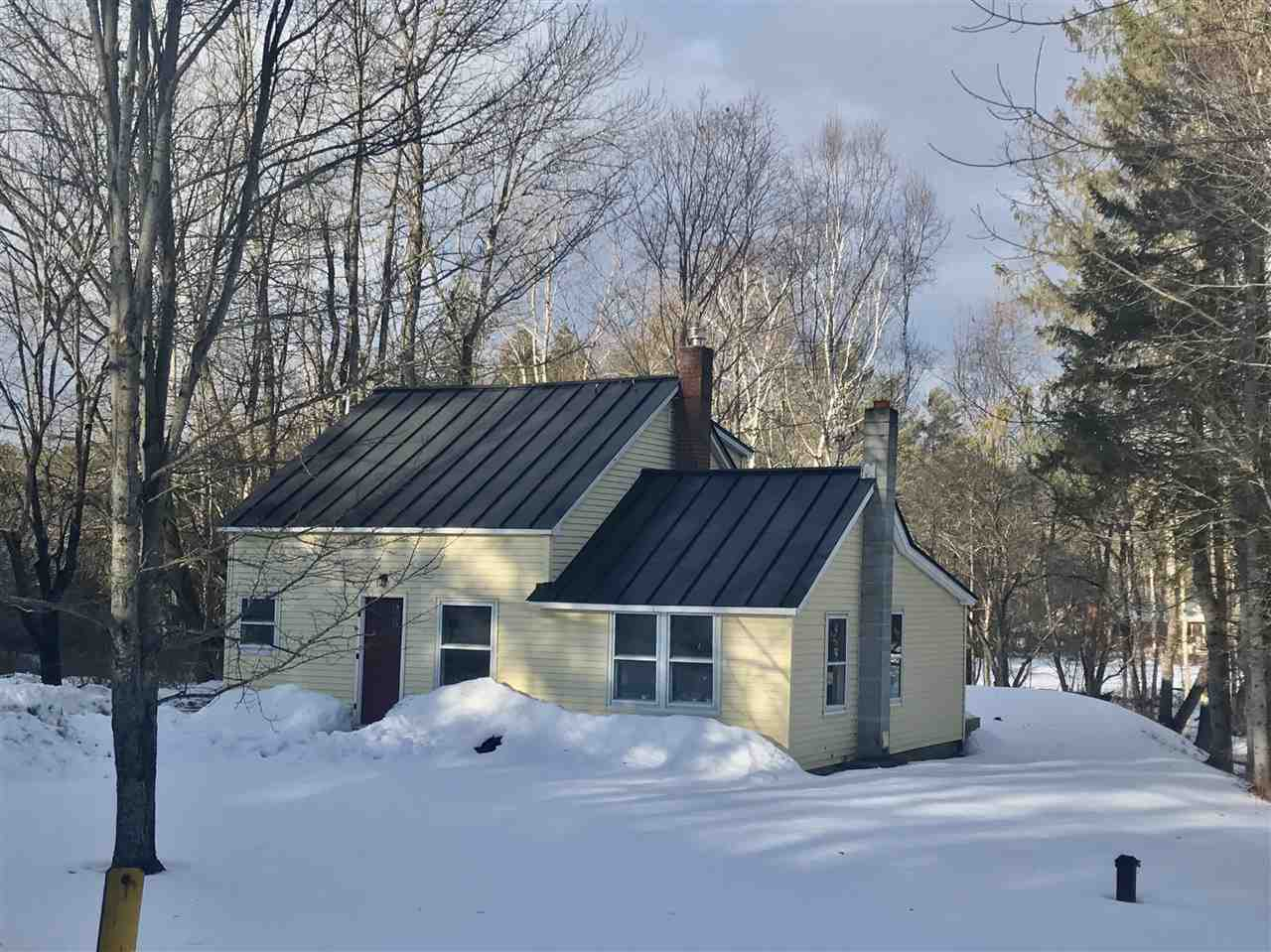 VILLAGE OF ETNA IN TOWN OF HANOVER NH Home for sale $$325,000 | $260 per sq.ft.