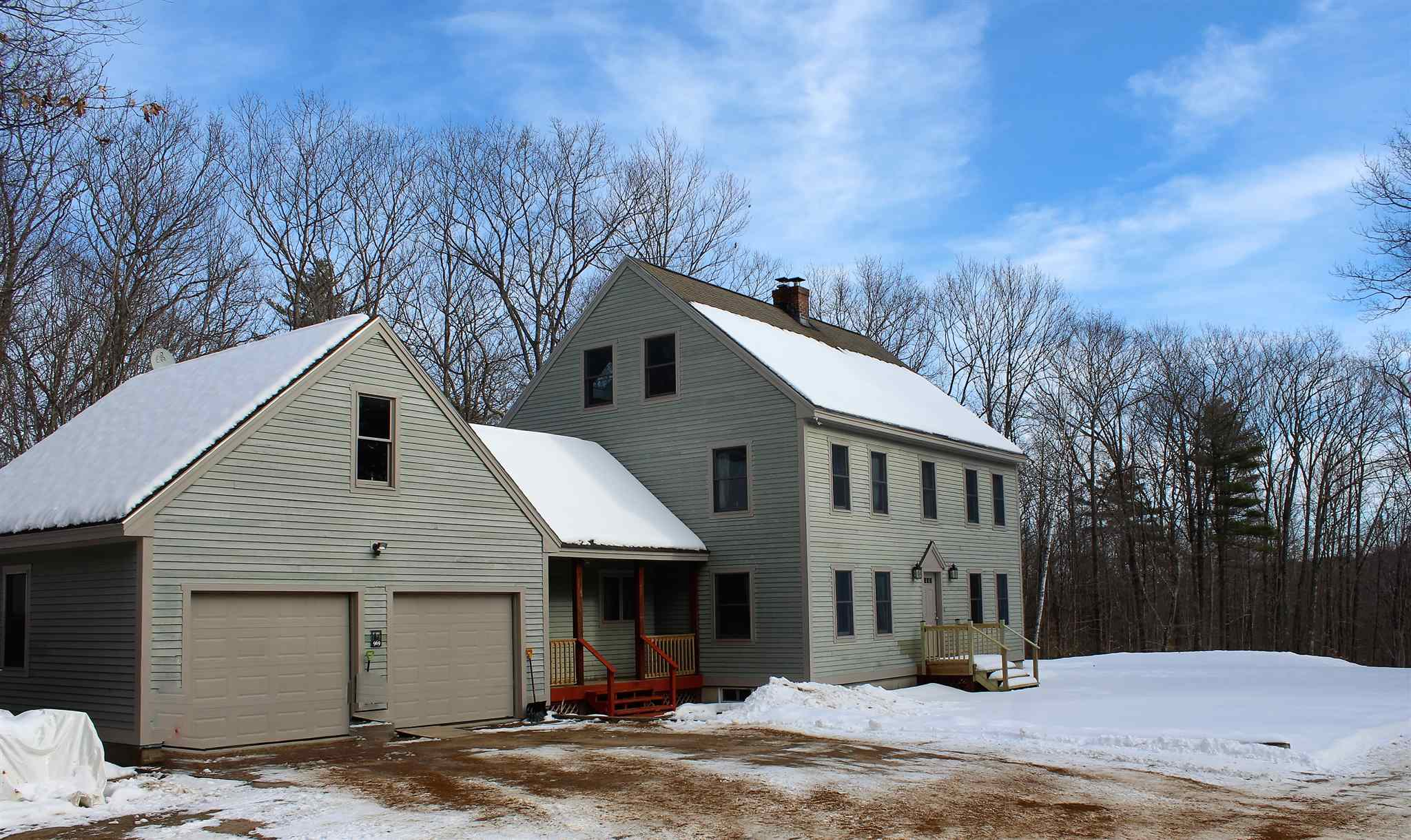 VILLAGE OF GILMANTON IRON WORKS IN TOWN OF GILMANTON NH Home for sale $419,900