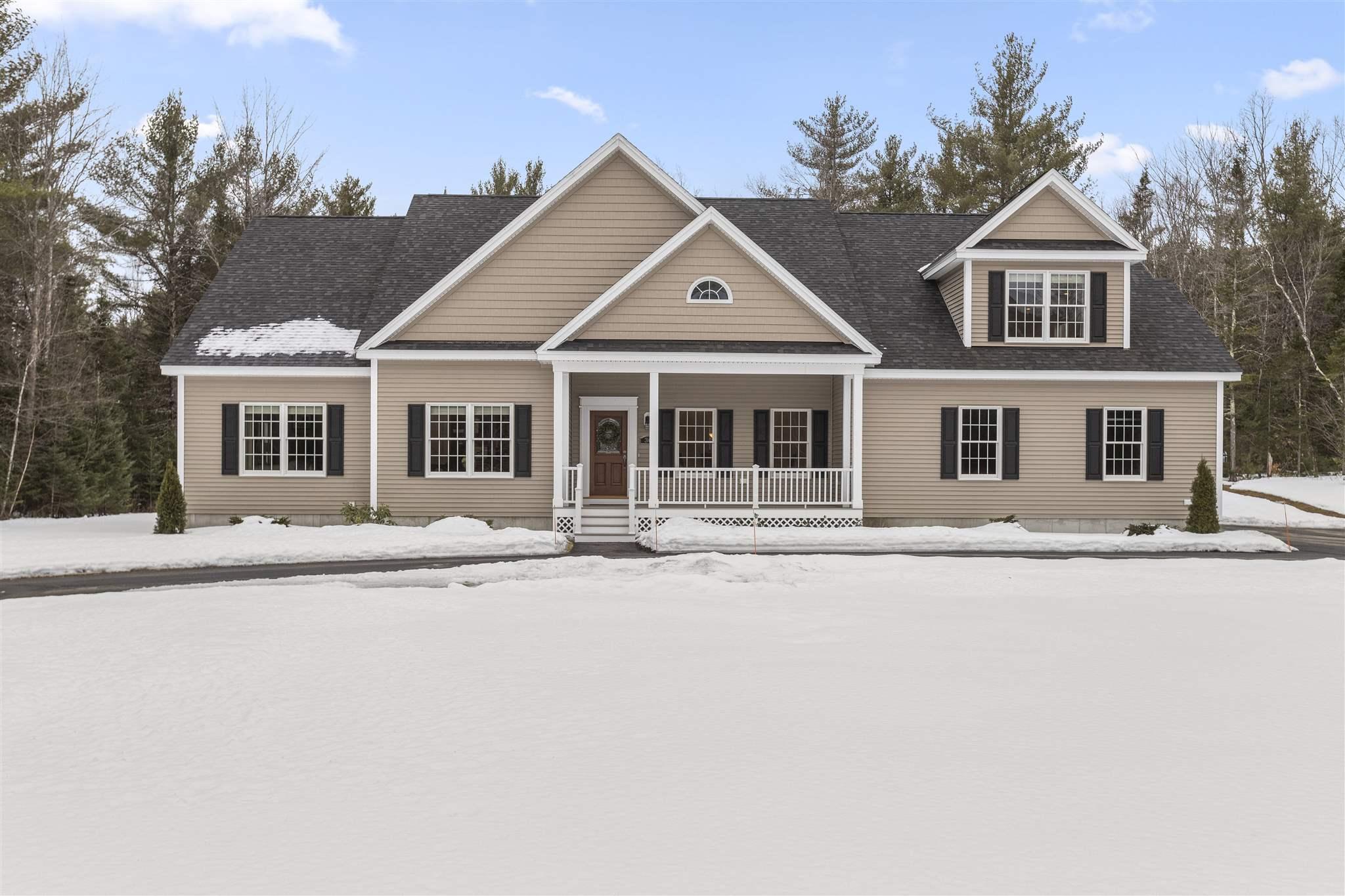 TUFTONBORO NH Home for sale $629,000