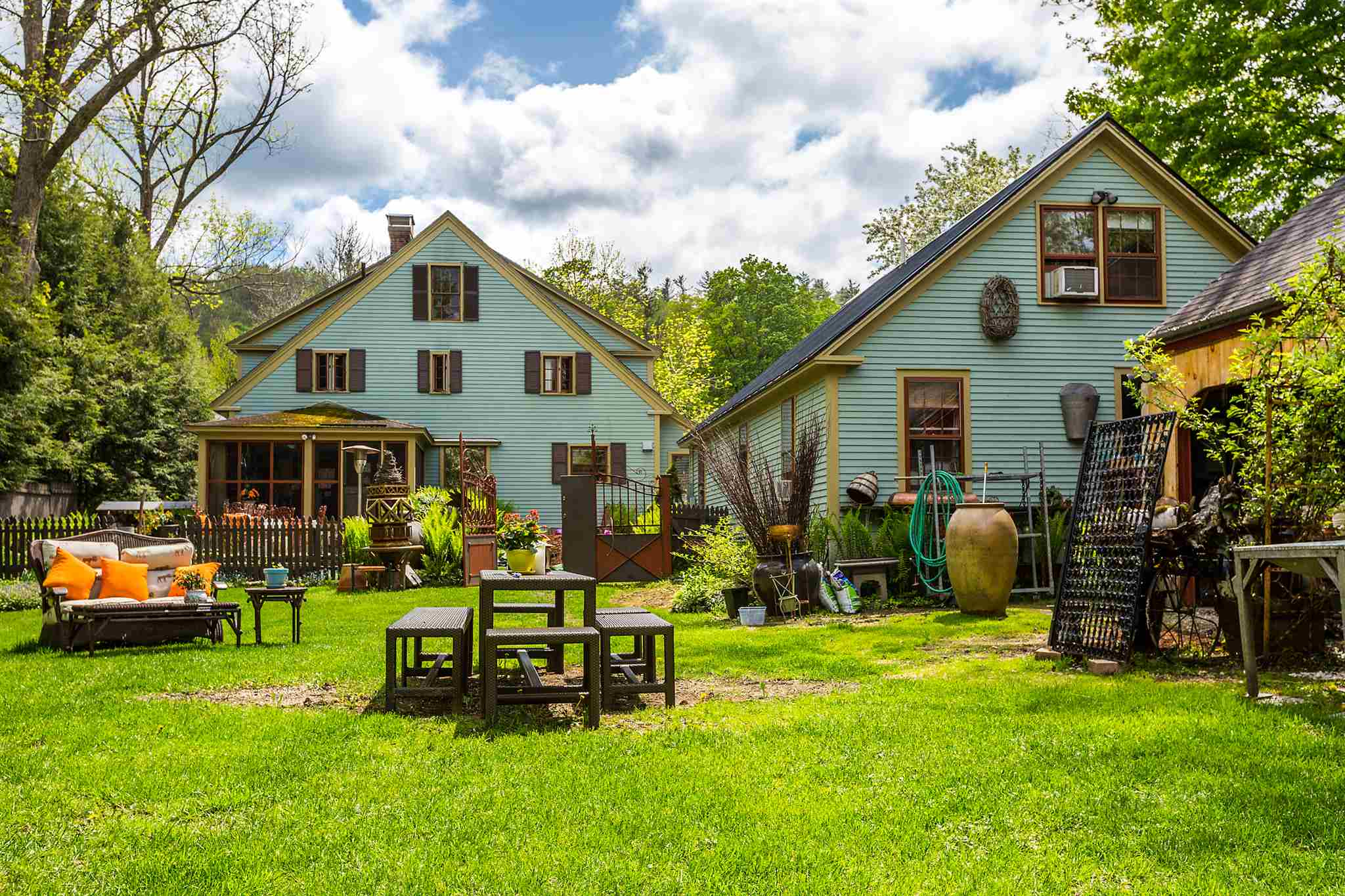 Village of Woodstock in Town of Woodstock VT Multi Family for sale $List Price is $1,209,500