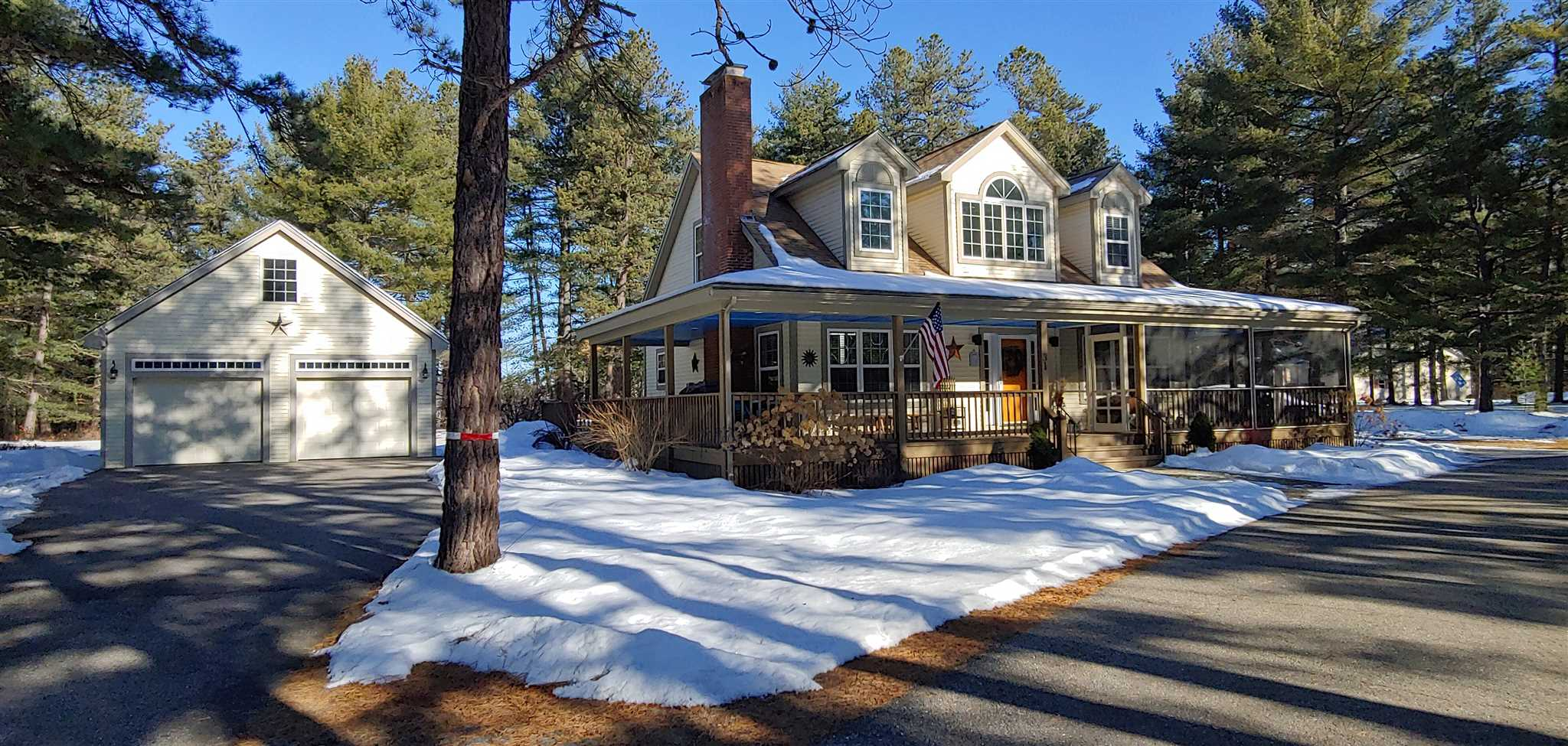 VILLAGE OF OSSIPEE VILLAGE NH IN TOWN OF OSSIPEE NH  Home for sale $294,900