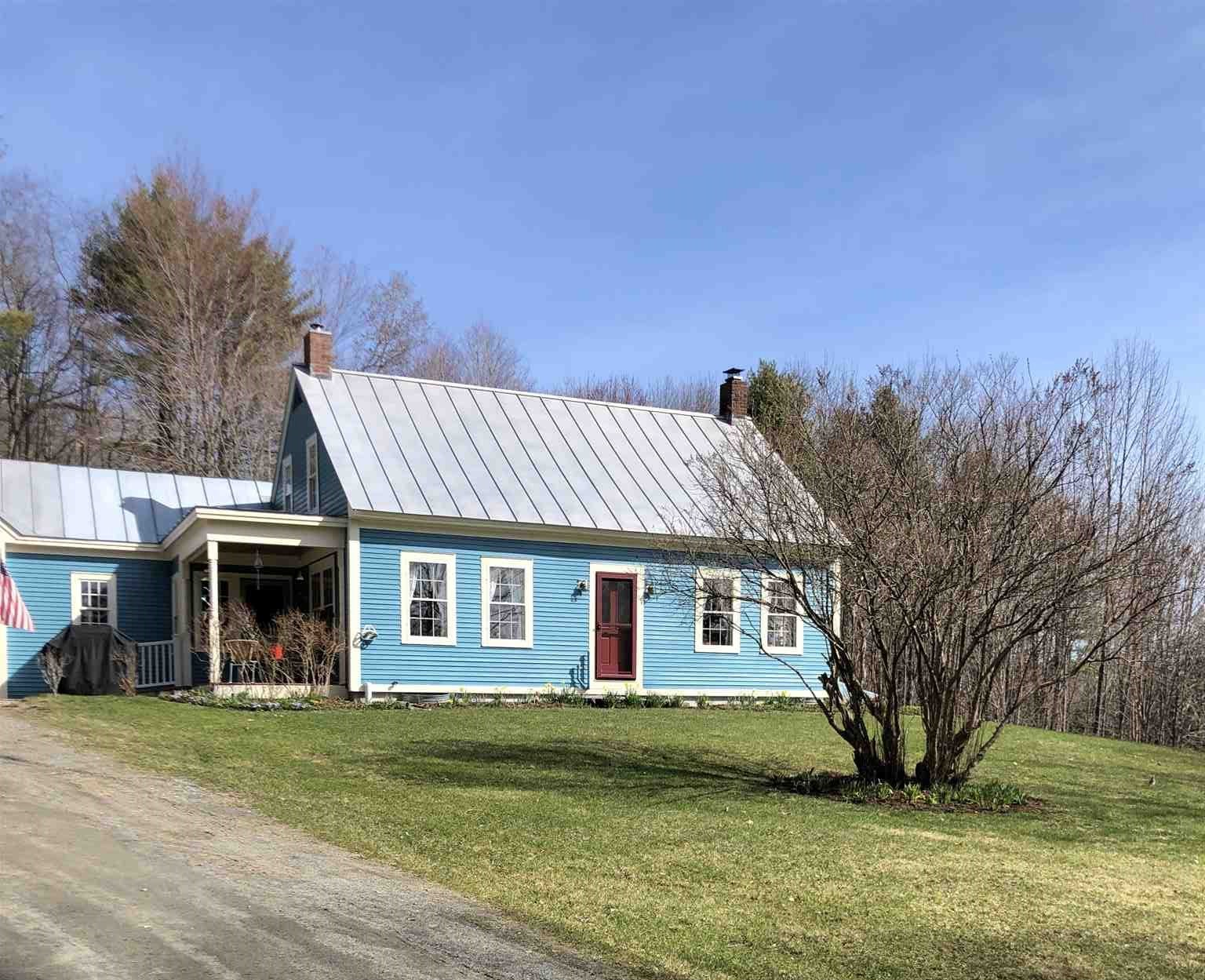 THETFORD VT Home for sale $$350,000 | $194 per sq.ft.