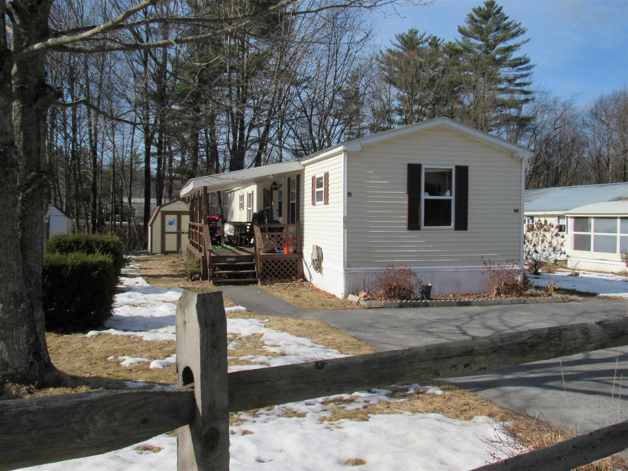 Charlestown NH Mobile/Manufacured Home for sale $List Price is $34,500