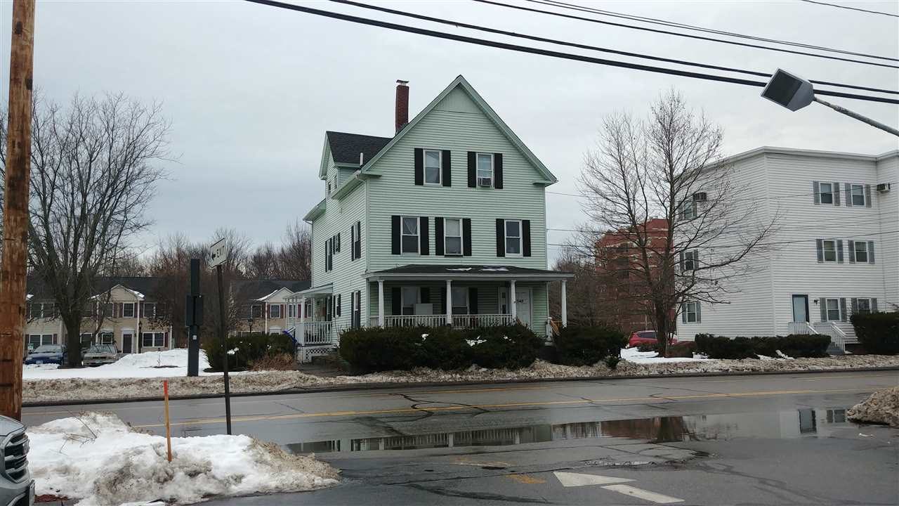 Photo of 649 Second Street Manchester NH 03102
