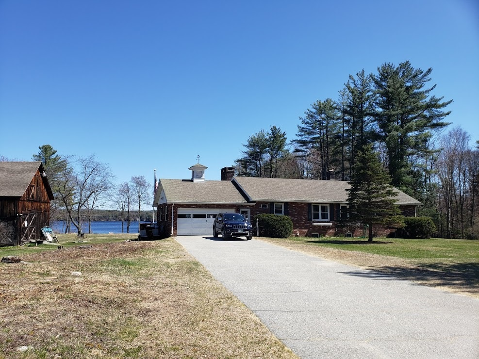 VILLAGE OF CENTER BARNSTEAD IN TOWN OF BARNSTEAD NH  Home for sale $550,000