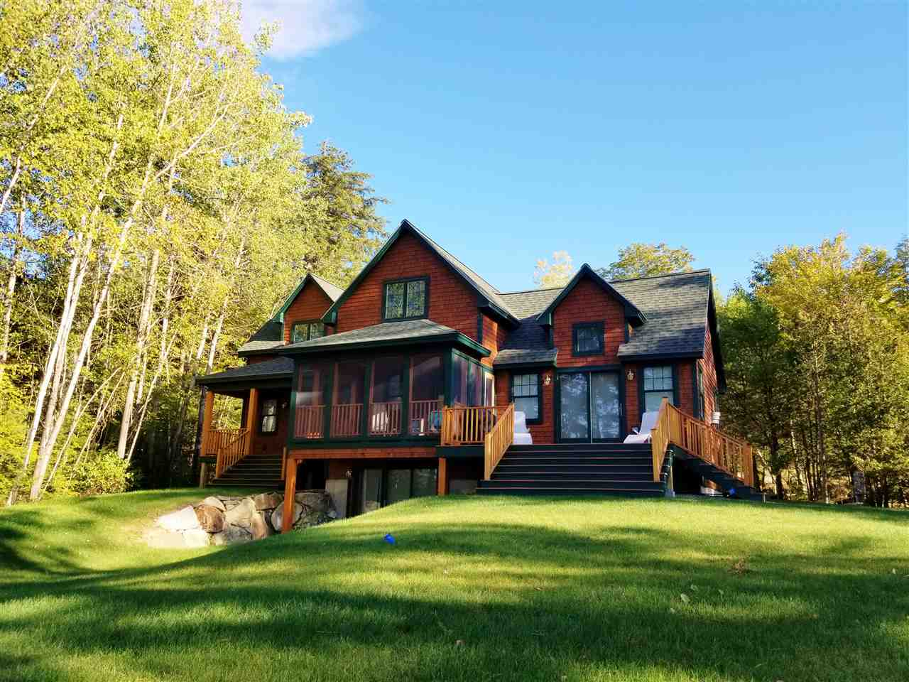 MLS 4794314: 281 Shore Drive North Drive, Bridgewater NH