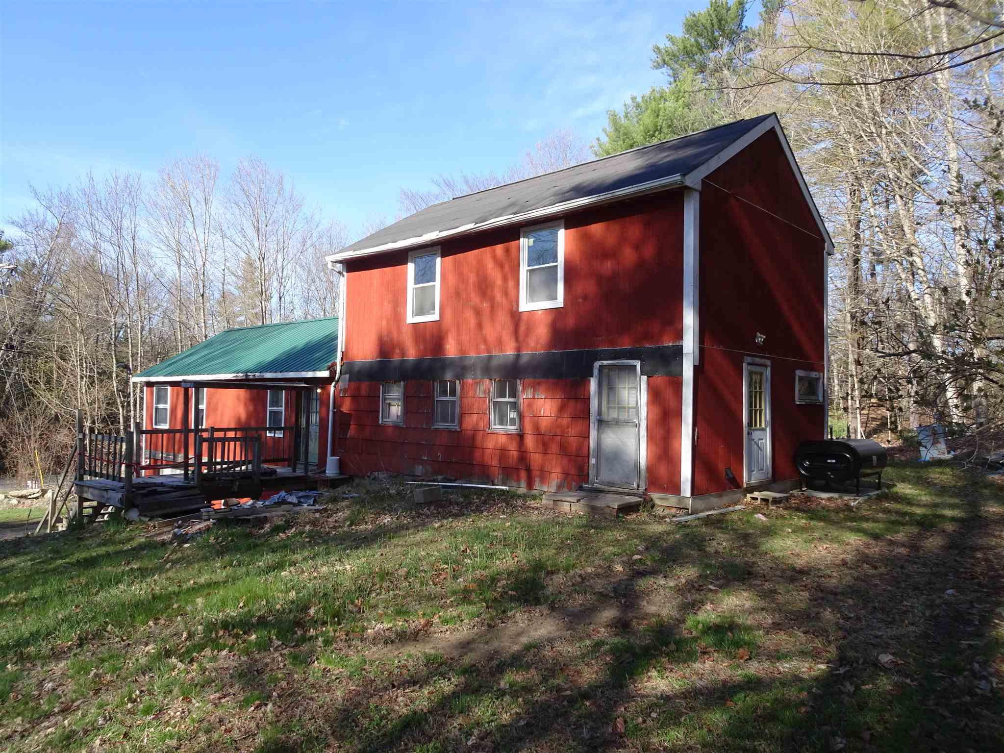 NEW DURHAM NH  Home for sale $59,900
