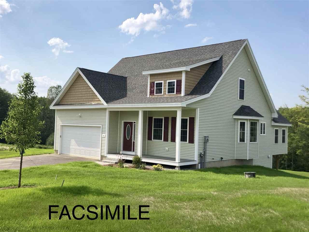 TILTON NH Home for sale $343,000