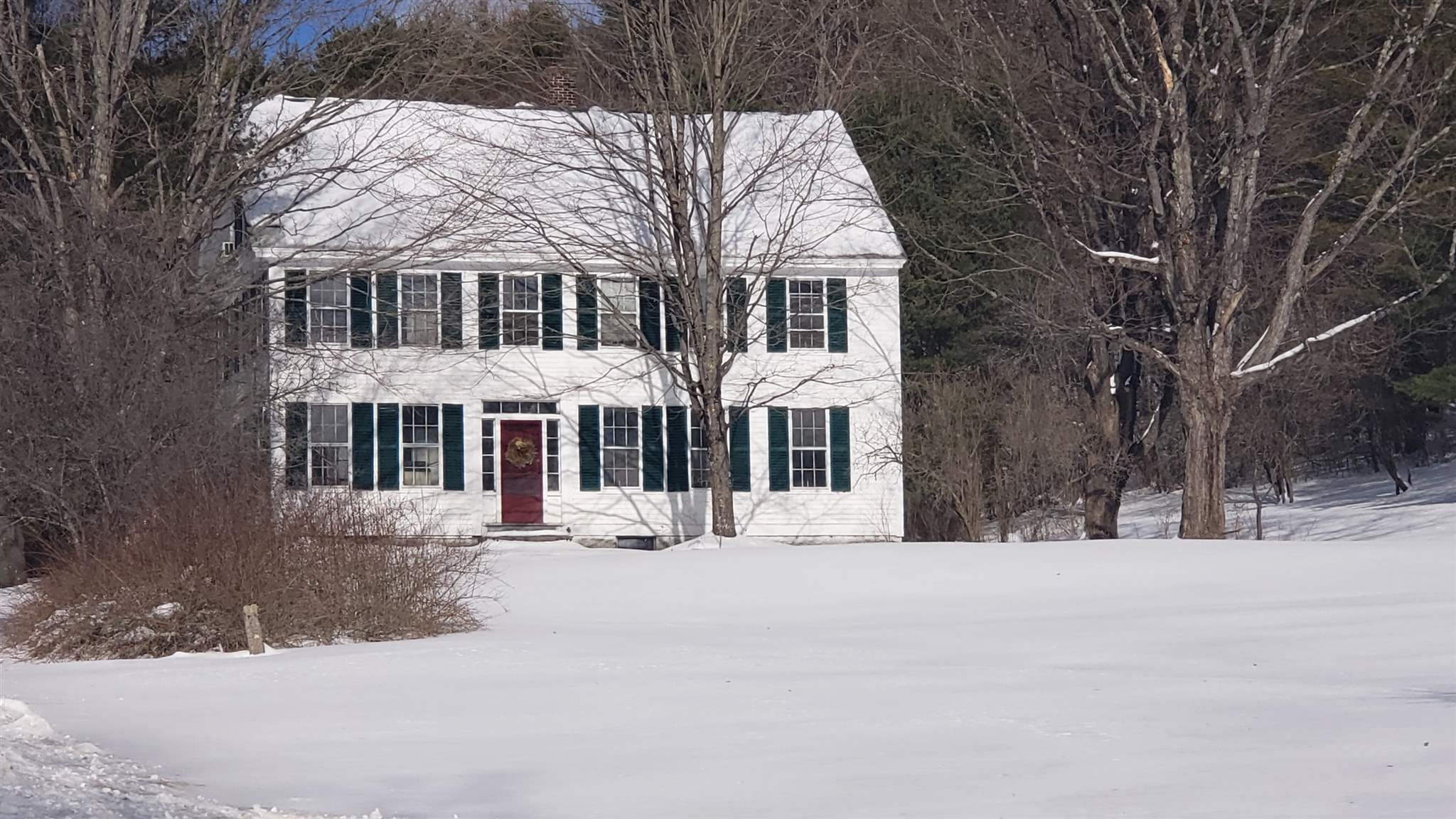 MLS 4794769: 233 Parsonage Road, Cornish NH