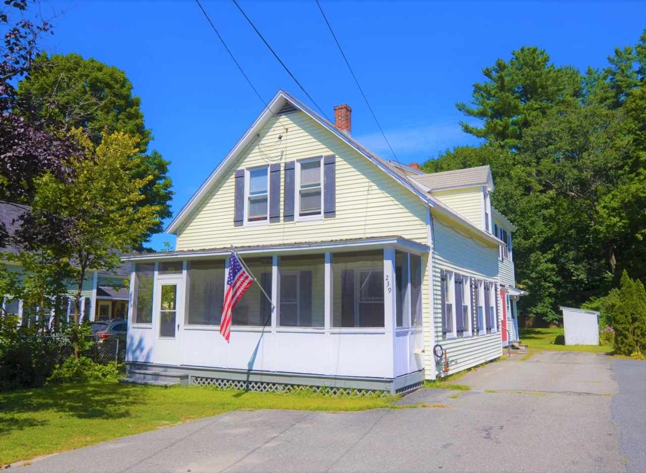 CLAREMONT NH Multi Family for sale $$110,000 | $53 per sq.ft.