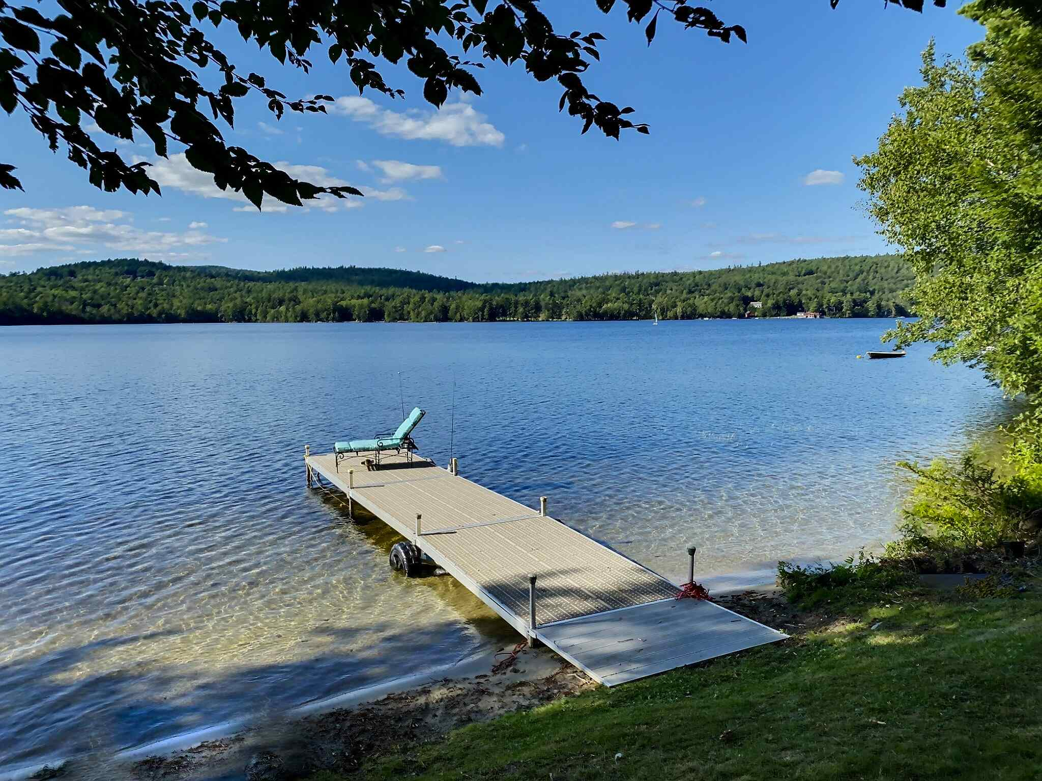 MLS 4795018: 92 Murray Pond Road, New London NH