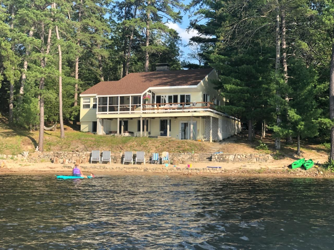 OSSIPEE NH  Home for sale $789,000