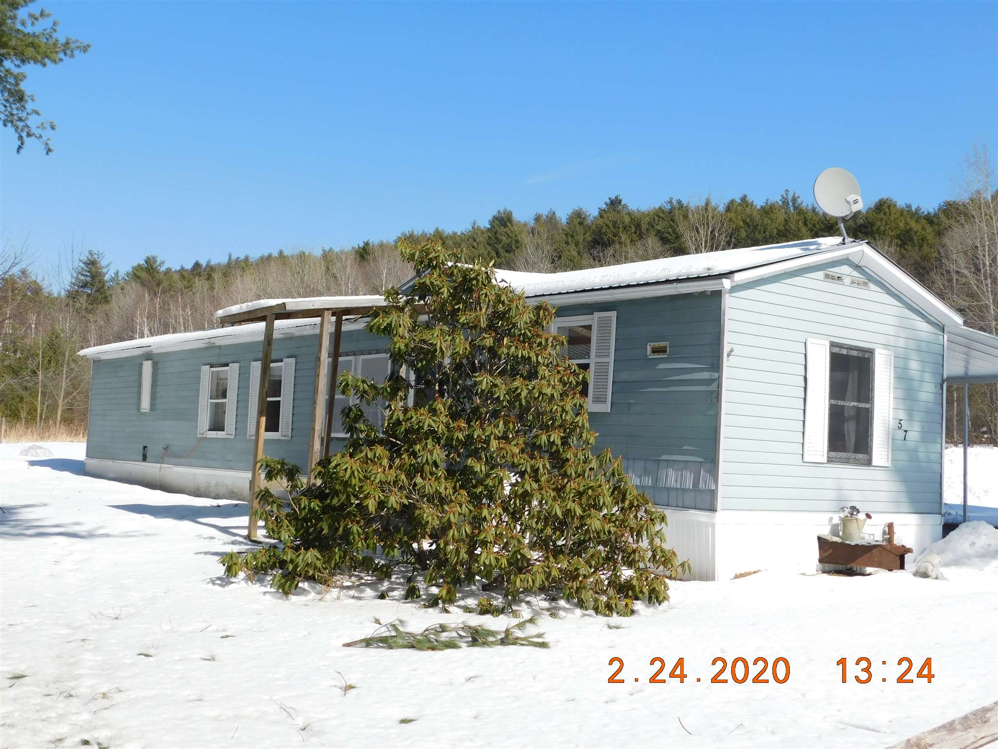 Springfield VT Mobile-Manufacured Home for sale $List Price is $25,000